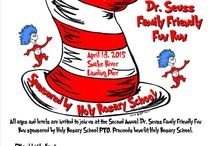 Dr. Seuss Fun Run ideas / by Lisa Landy