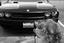 VRouumm!! / Des voitures croisées dans les rues et les parkings de Louisiane.