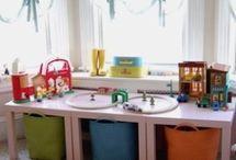 playroom ideas. / by Sydney Elizabeth