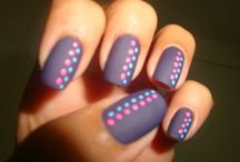 Nail Art / by Nadia de Beer