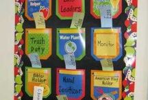 Kindergarten Classroom Ideas / by Courtney Thompson
