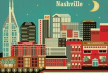 Nashville! / the city we know and love