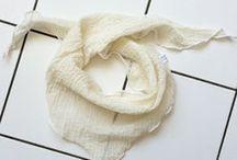 Bio-Baumwolle handgefärbt / fräulein klee BERLIN | www.fraeulein-klee.de  #Baumwollmusselin #100% GOTS Bio-Baumwolle #handgefärbt oder unbehandelt #von Hand bedruckt  www.fraeulein-klee.de