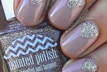 Chic cute nails