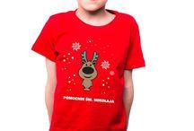 Santa is coming to town ! / Santa T-shirt for Kid
