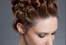 Hairstyles - Peinados / Hairstyles, peinados paso a paso, diy