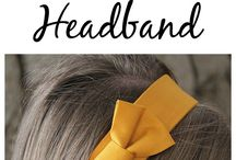 Headbands, Clips and Bows =)