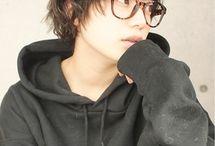 髪型 男子