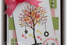 Card Making Stampin' Up! 2015