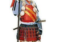 Japan - samurai