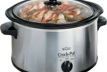 Crockpot Goodness / by Sarah E