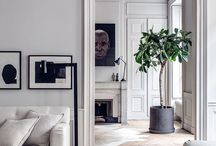 Interiors - parisian interior design