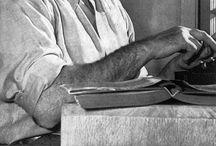 Schreibmaschine / Rund ums Schreiben