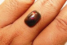 black opal red cab