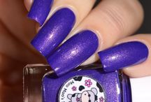 Color4Nails (Exclusive) / Amethyst Poison, Morganite Spell