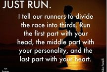 Run / by Celia Horak