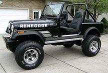 CJ/Jeep