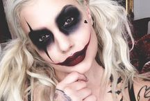 Haloween makeup