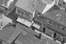 Widerøe over Tønsberg / Bilder  tatt fra fly over Tønsberg og omegn