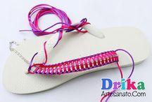 sandelet ve ayakkabı yapımı