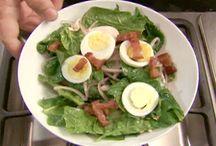 Food - Salads / by Melissa Burke