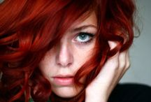 Redhead / by April Rudolph