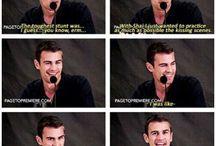 Divergent, outlander