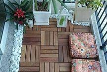 solarium/garden wall