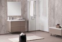 Rina / Pusse opp bad og wc-rom med baderomspanel.