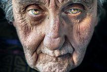 Age face portraits