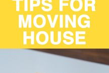 Moving Tips / Helpful tips for when you are moving house!