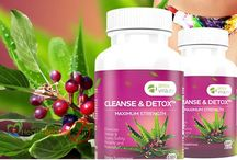 Apex Cleanse / Apex Vitality Cleanse and Detox contains natural ingredients which are proven to flush out the waste from the body by enhancing the bowel movements.
