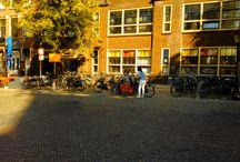 Utrecht és a biciklik / Az utrechti utcákat teljesen elfoglalják a biciklik és biciklisták