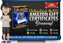 How To Get Unlimited Free $100 #Amazon #GiftCertificates by...