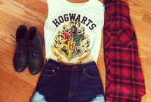 Harry Potter Clothing <3