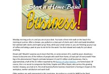 Top 10 Benefits Of Starting A Home-Based Business