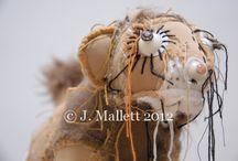 inner beauty softies / ...art dolls for grown ups to hug and cherish