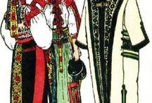 Magyar népviseletek