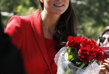 Catherine, Dutchess of Cambridge / by Michelle Liquori Ross
