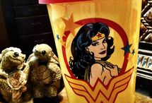Yes..I'm obsessed with Wonder Woman! / by Sarah Carter