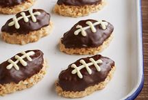Kraft Peanut Butter - Game Day Treats / Your game day party wouldn't be complete without some Kraft PB snacks!   Browse and re-pin your faves.