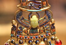 Tut Toet / Egyptian art Toetanchamon
