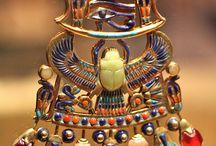 Tut Toet / Egyptian art Toetanchamon