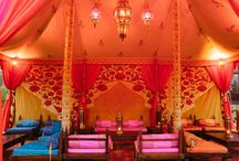 Stunning Wedding Tents / Spectacular, glam tent designs for weddings