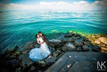 Photos de mariages / Une sélection de photos réalisées lors de mariages...
