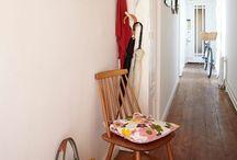 Foyer, Entryway and Hallway / Inspiration & ideas