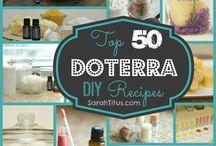 dōTerra DIY recipes