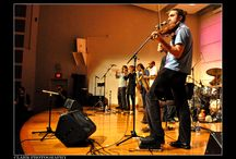 Debo Band / These pictures are from Nov. 6, 2013. / by Redfern Arts Center at Keene State College