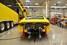 JEGS Top Sportsman Camaro / Mike Coughlin's Top Sportsman Camaro