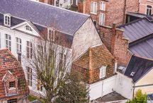 Rooftop in Bruges